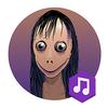 Momo scary sounds icon