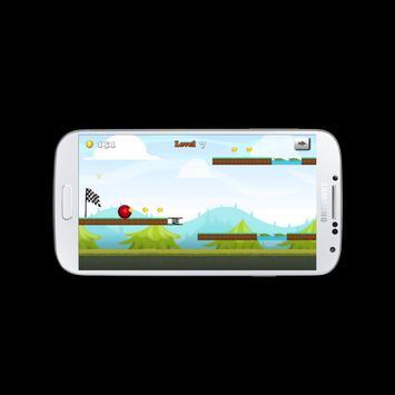 Panda Red Ball apk screenshot
