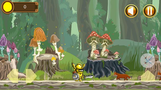 adventure games : knight templar screenshot 1