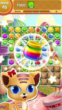 Cookie Blast King -Pop Journey screenshot 1