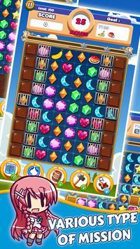 Pirate Treasure - Gem Match 3 apk screenshot