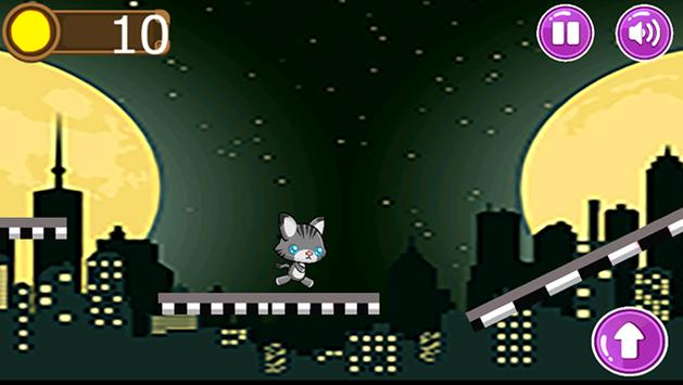 subway cat gold run screenshot 2