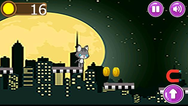 subway cat gold run screenshot 4