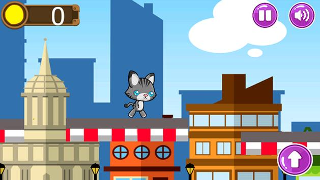 subway cat gold run screenshot 6