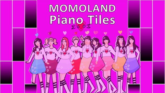 Momoland Piano Tiles screenshot 6