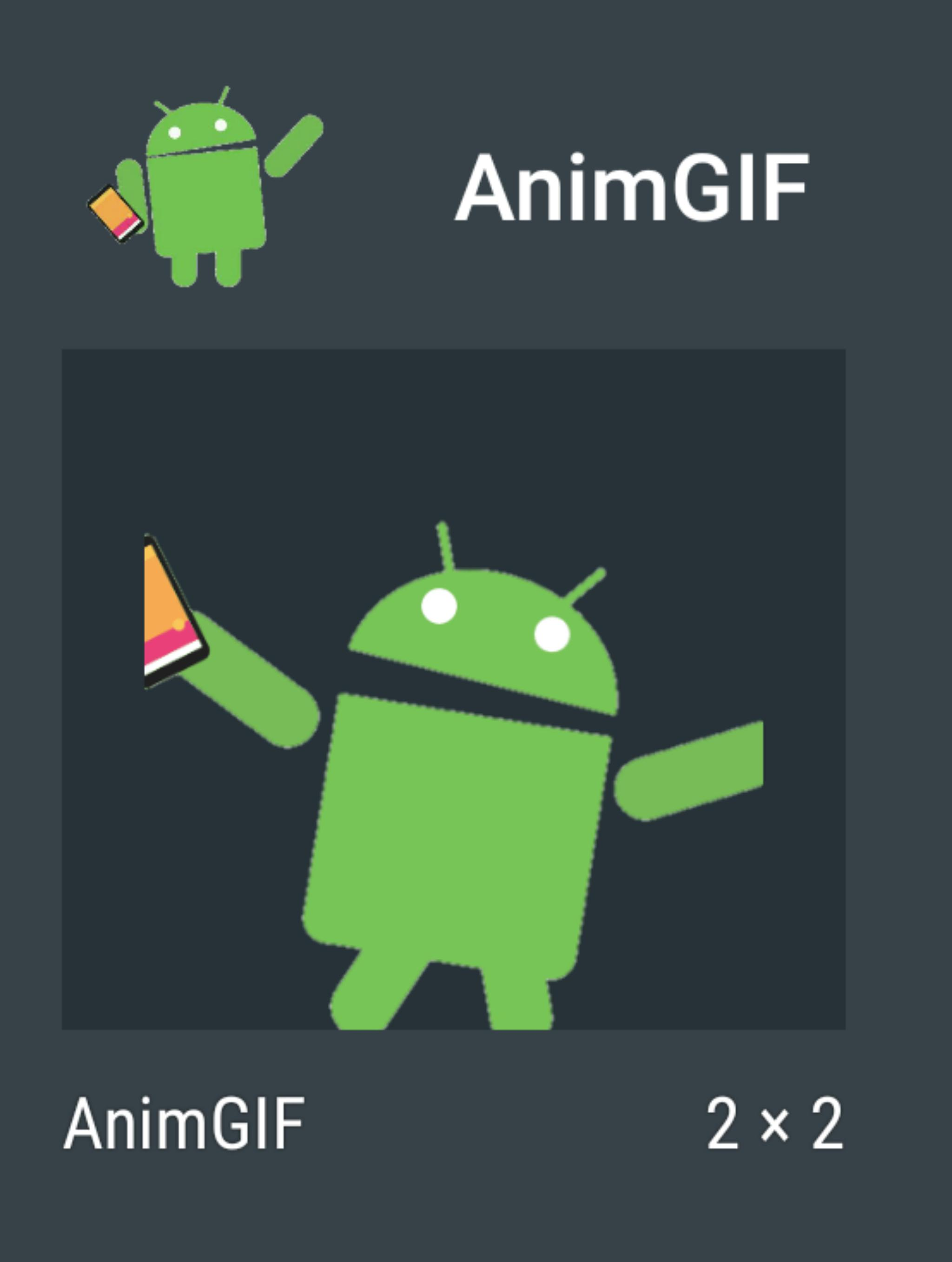 Animated GIF Widget Lite for Android - APK Download