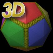 DODECA STELLA 3D icon