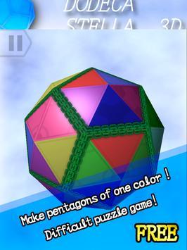 DODECA STELLA 3D apk screenshot
