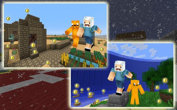 Craft Adventure Pixel Time screenshot 1