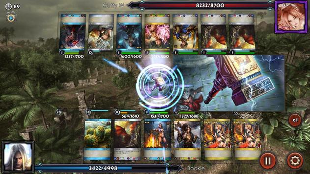 Epic Cards Battle 2 (Free TCG) screenshot 12
