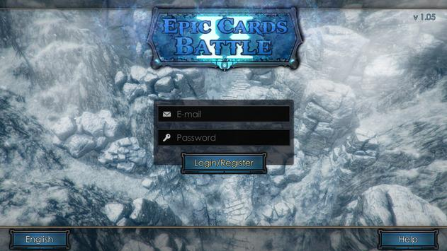 Epic Cards Battle 2 (Free TCG) screenshot 1