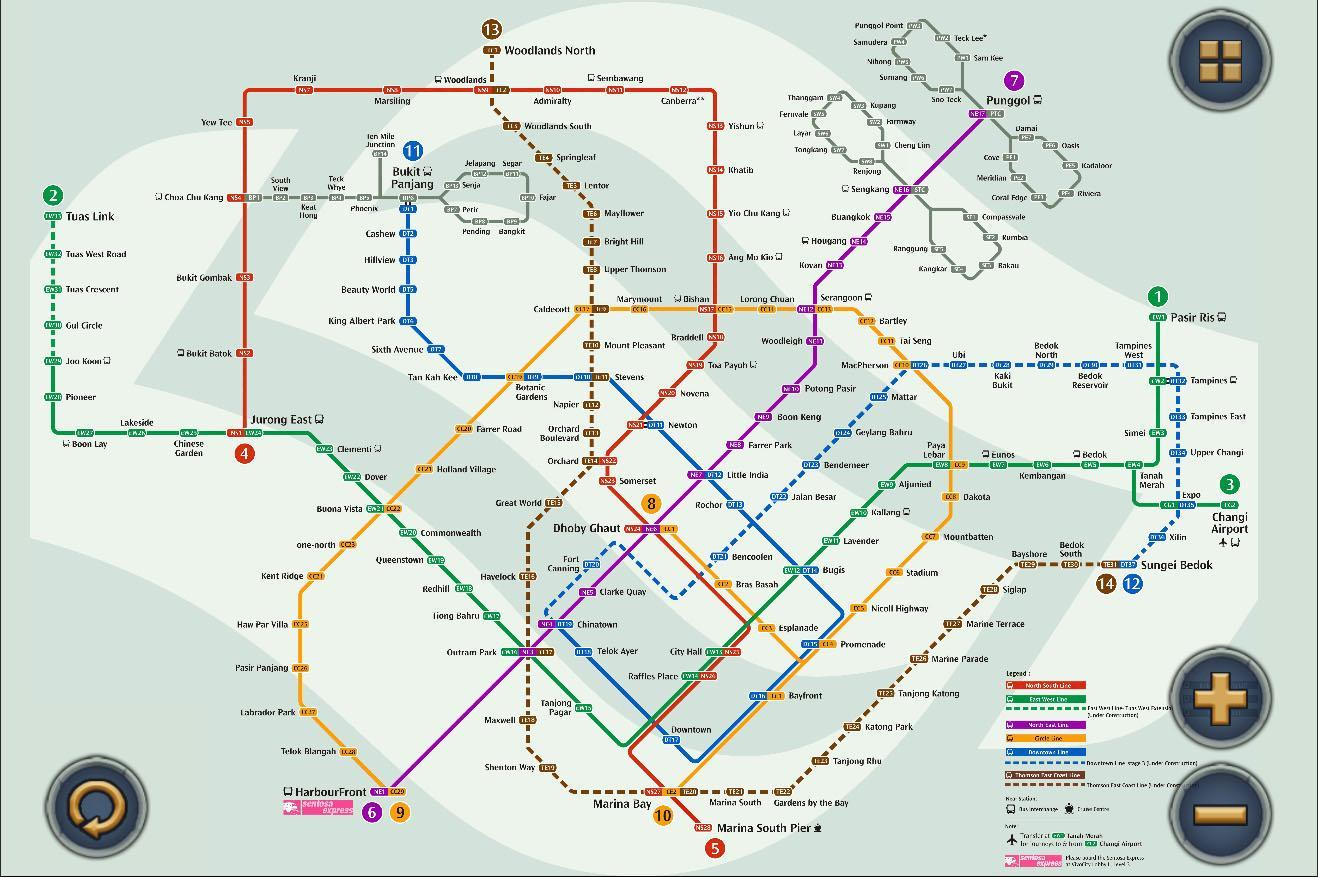 Mrt Subway Map.Singapore Mrt Map Route Subway Metro Transport For Android Apk