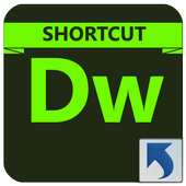 Shortcuts for Dreamweaver Apps icon