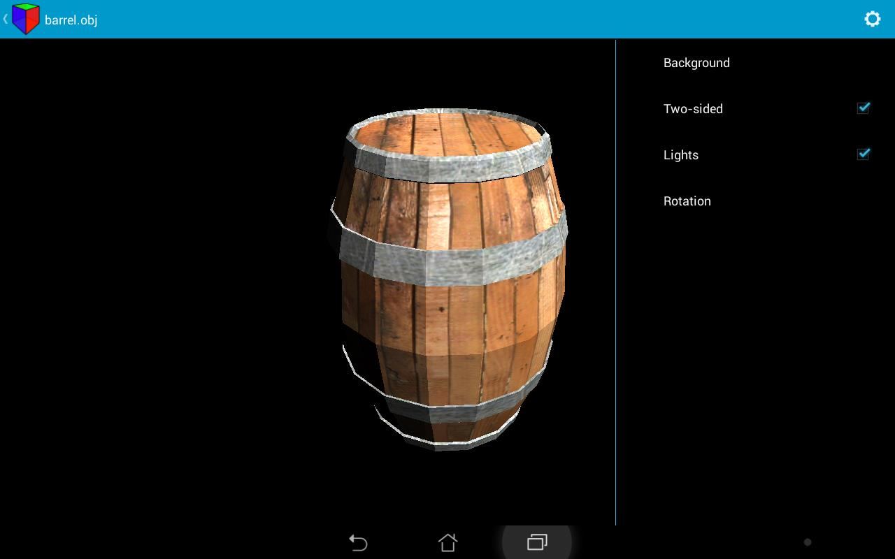 3D Model Viewer for Android - APK Download