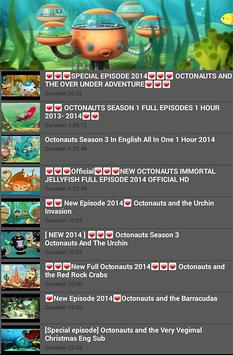 The Octonauts Videos screenshot 2