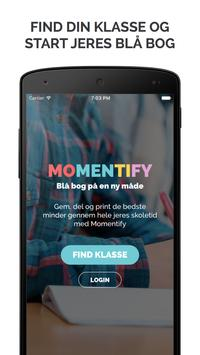 Momentify screenshot 1
