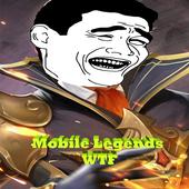 WTF Moment Mobile Legends : Bang-Bang icon