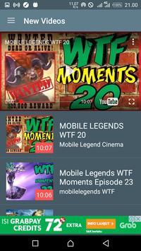 WTF Moment Mobile Legends : Bang-Bang screenshot 4