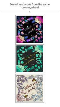 MOMI Coloring Book Poster Apk Screenshot