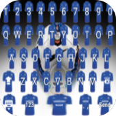 Chelsea Keyboard Theme icon