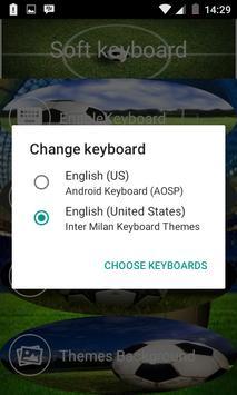 inter milan keyboard theme apk screenshot