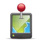 Get GPS icon