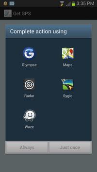 Get GPS apk screenshot