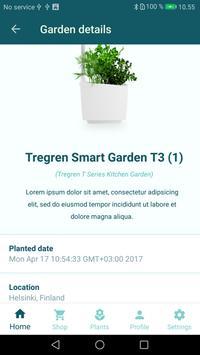 SmartGardener apk screenshot