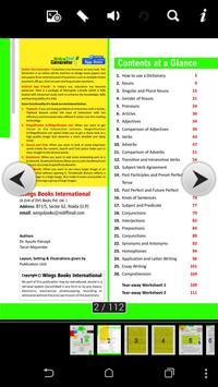 Sparkling Grammar-4 screenshot 11