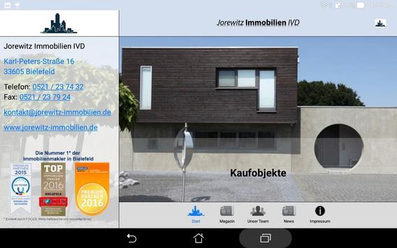 Jorewitz Immobilien IVD screenshot 16