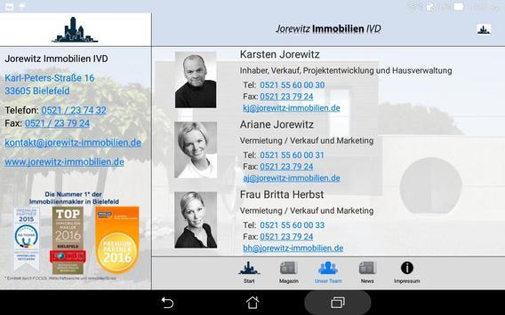 Jorewitz Immobilien IVD screenshot 19
