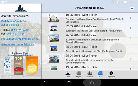 Jorewitz Immobilien IVD apk screenshot