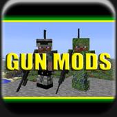 Gun Mods MCPE icon