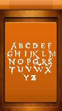 Vampire Fonts for S3 screenshot 3