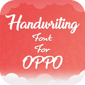 Handwriting Font for OPPO - Handwriting Fonts icon