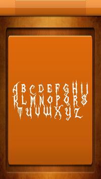 Zombie Free Fonts screenshot 3