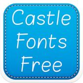 Castle Fonts Free icon