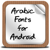 Arabic Fonts for Android icon