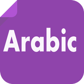 Free Arabic Fonts for FlipFont icon