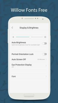 50 Willow Fonts Free screenshot 5