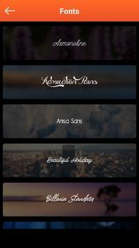 My Fonts Free screenshot 1
