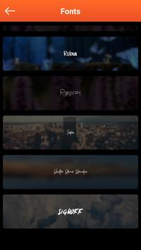 My Fonts Free screenshot 2