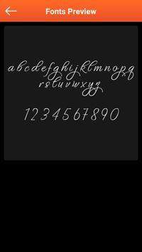 My Fonts Free screenshot 3
