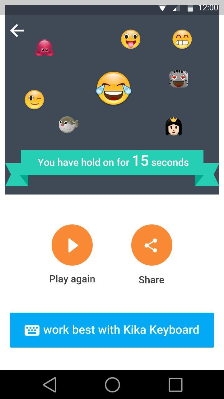 Emoji Plus for Galaxy Kika für Android APK herunterladen