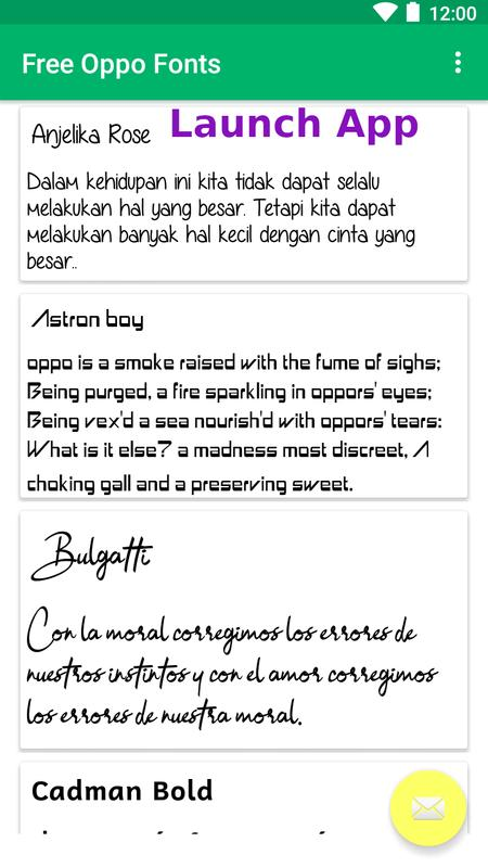 download flipfont 3