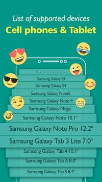 Twitter Emoji for Samsung apk screenshot