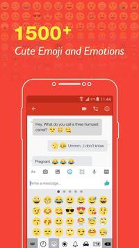 Twitter Emoji for Samsung poster