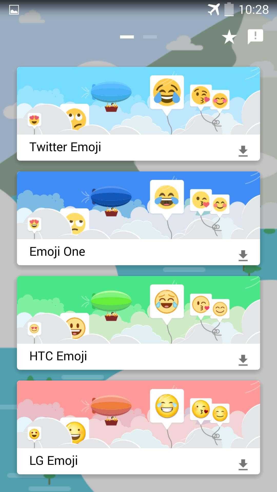W2 Emoji Changer (NO ROOT) for Android - APK Download