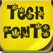 Tech Fonts icon