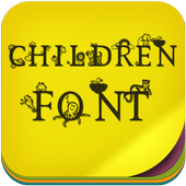 Children Fonts icon